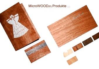 microwood r produkte visistenkarten holz nachhaltig. Black Bedroom Furniture Sets. Home Design Ideas