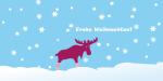 Weihnachten, Elch