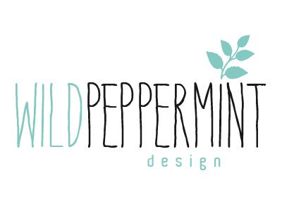 Neues Logo Wildpeppermint Design