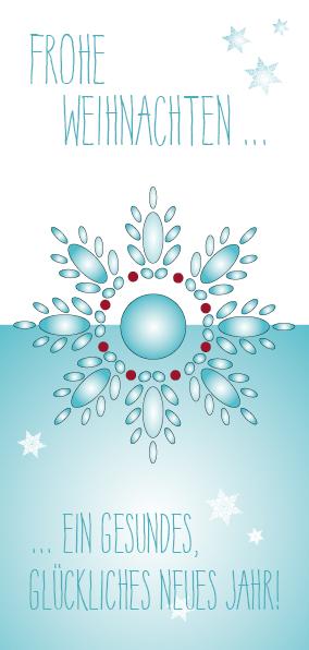 Frohe Weihnachten, Heidrun Lutz, 4plus-marketingservice, 2013