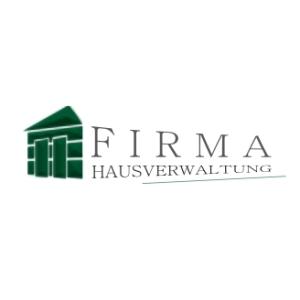 Logo Haus, Verwaltung, grün