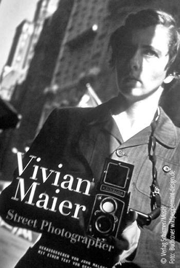 Vivian-Maier-Street Photographer, sw-fotografie, wildpeppermint-design.de