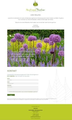 Angebot Web-Visitenkarte, Webvisitenkarte für Existenzgründer, günstige Webvisitenkarten günstige kleine individuelle Website, wildpepeprmint-design.de