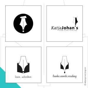Logos Füller, Bücher, © wildpeppermint-design.del