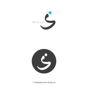 Logo Shiatsu © wildpeppermint-design.del