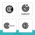Logos Symbol, neutral © wildpeppermint-design.del