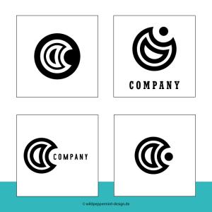 Logos Symbol, neutral © wildpeppermint-design.del