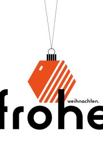 Weihnachtskarte No 1 - © wildpepeprmiont-design.de
