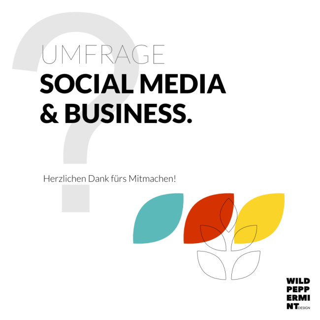 Umfrage, Social Media, Kundenumfrage